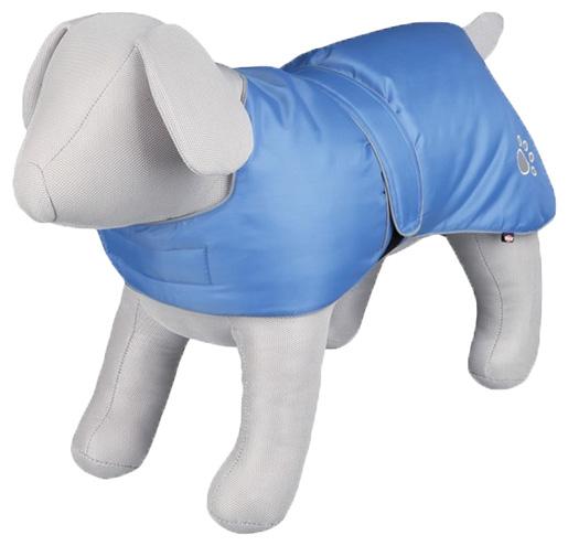 Vesta pro psy Trixie M Orléans modrá 50cm