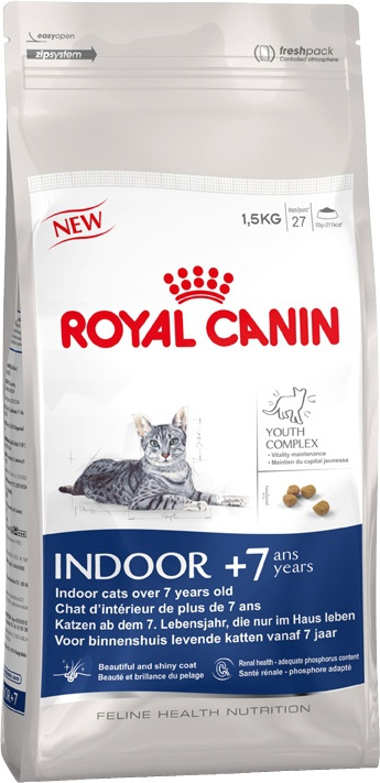 Royal Canin indoor 7+ years 400g