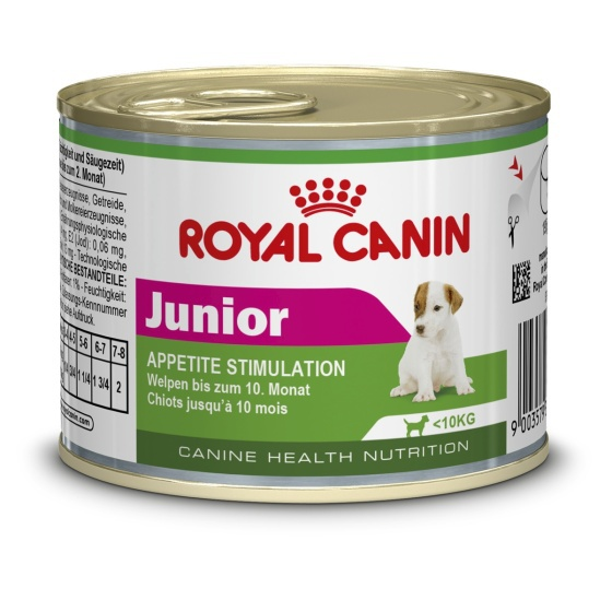 Royal Canin CHN Mini Junior 195g