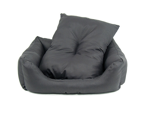 Sofa Dog Fantasy Basic anthracit 75cm