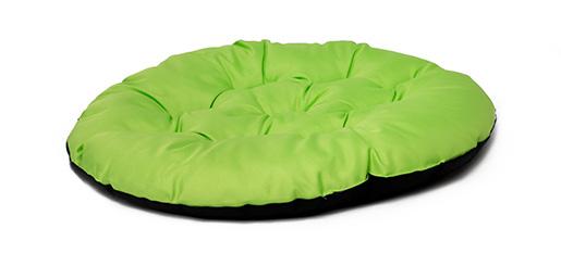 Polštář Dog Fantasy Basic zelený 86cm