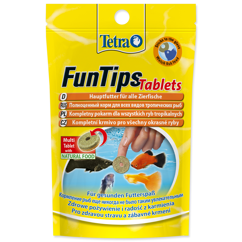 Tetra Tablets FunTips 20 tbl.
