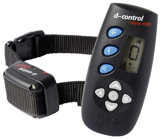 Obojek výcvikový DOGTRACE d-control 400 do 250 m