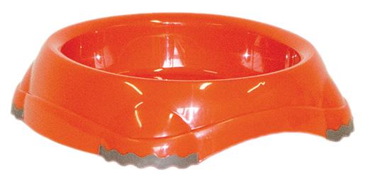 Miska MAGIC CAT plastová protiskluzová oranžová