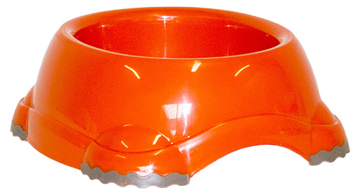 Miska DOG FANTASY plastová protiskluzová oranžová 735ml