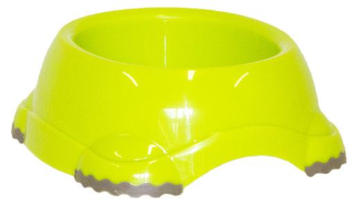 Miska DOG FANTASY plastová protiskluzová zelená 2200ml