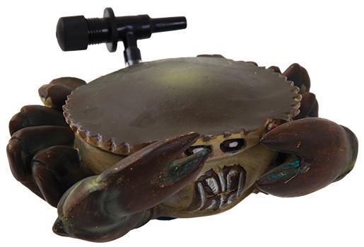 Dekorace AQUA EXCELLENT vzduchovací krab