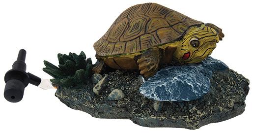 Dekorace AQUA EXCELLENT vzduchovací želva