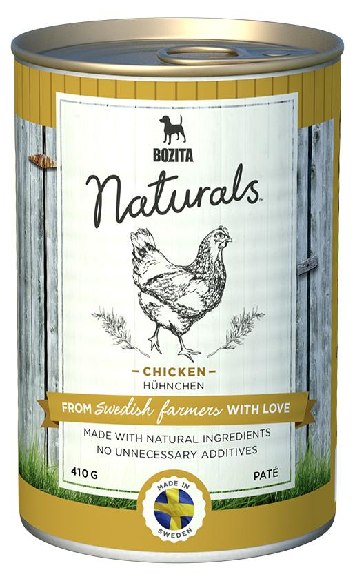 Bozita Naturals konzerva Chicken 410g