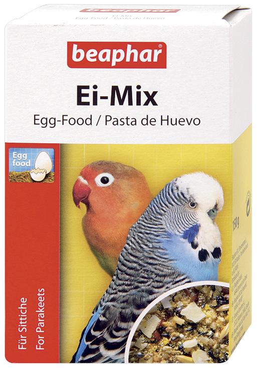 Krmivo BEAPHAR Egg food doplňkové 150g