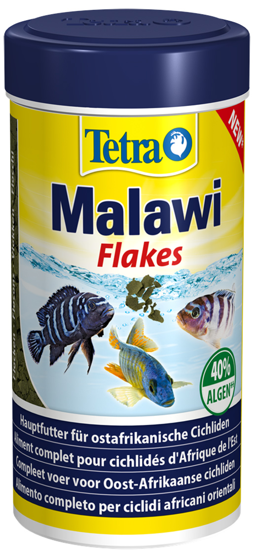 Tetra Malawi vločky 250ml