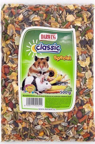 Darwin´s CLASSIC pro drobné hlodavce - special 1kg