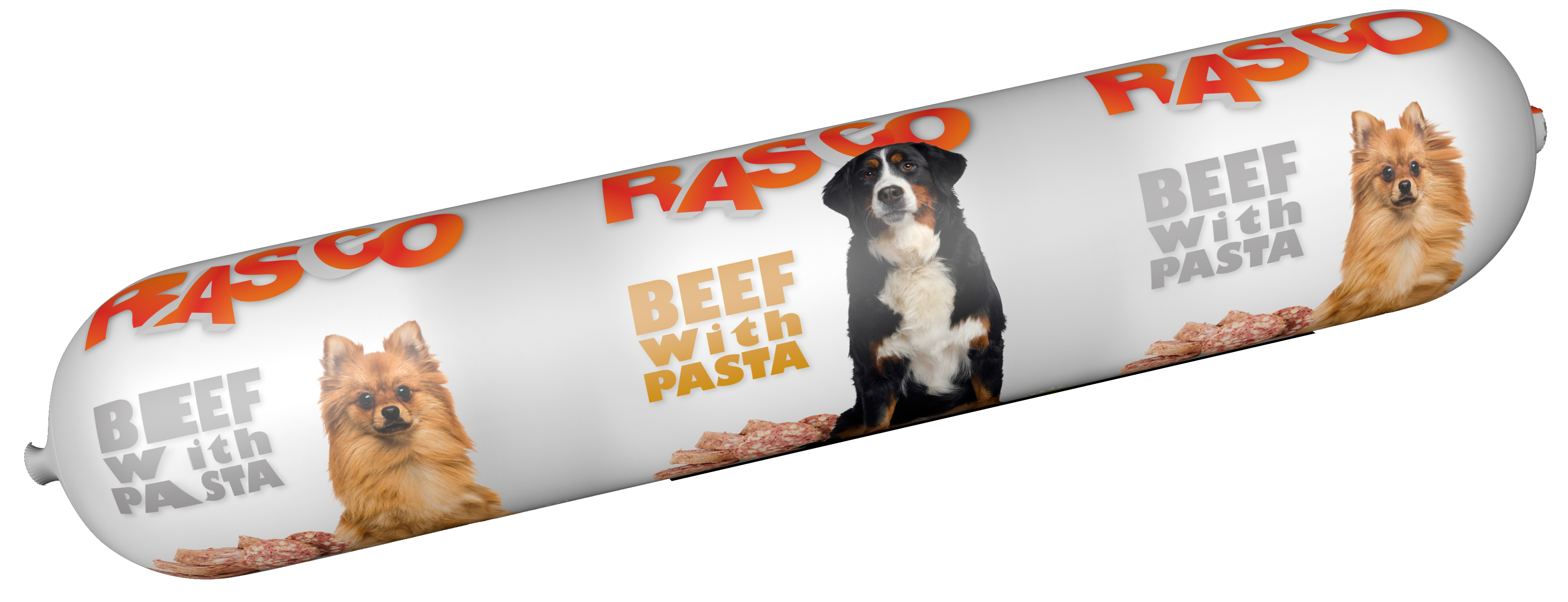 Salám Rasco Beef with Pasta 900g