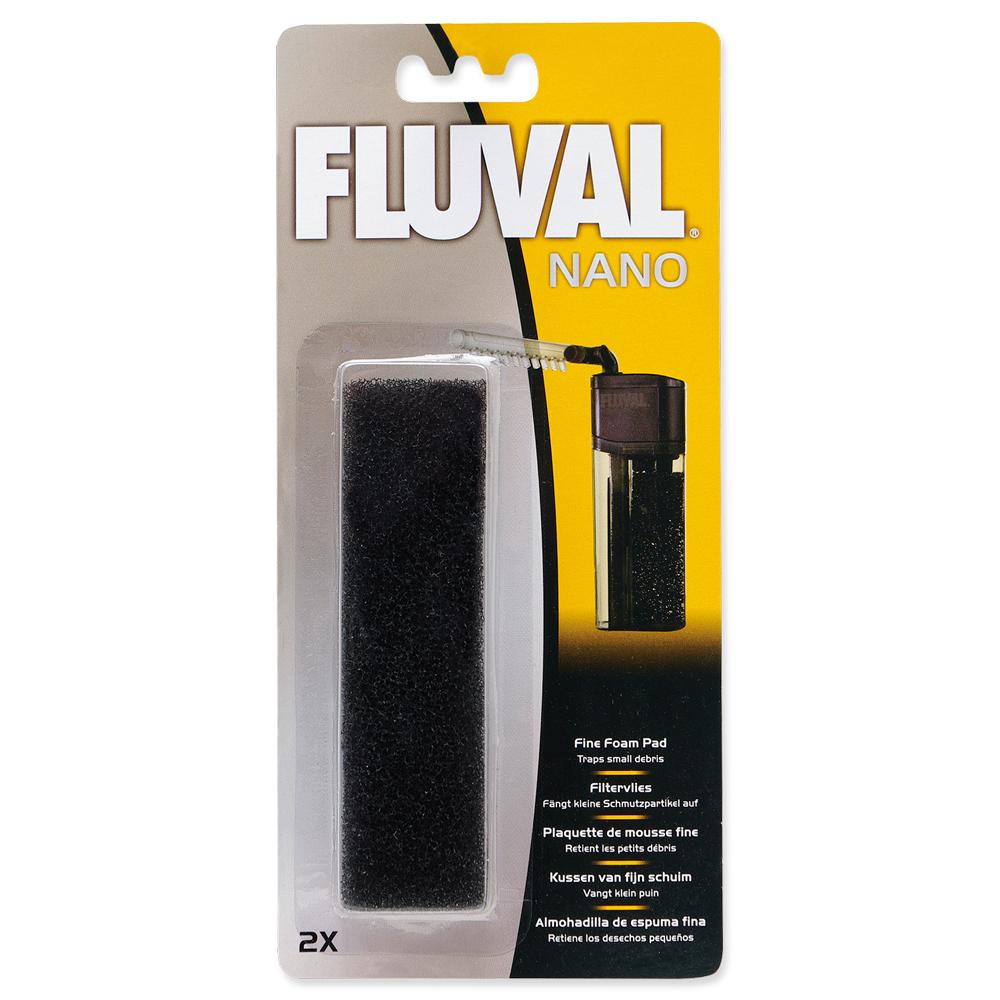 Náplň molitan jemný FLUVAL Nano 2ks