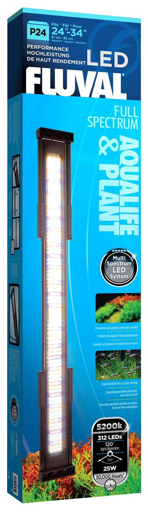 Osvětlení FLUVAL AQUALIFE & PLANT LED 61 - 85 cm 25W