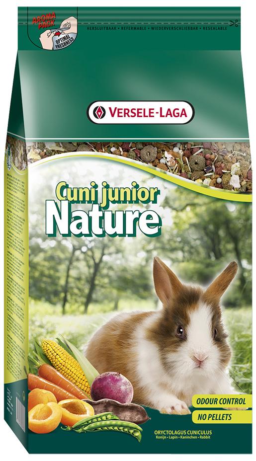 Krmivo VERSELE-LAGA Nature pro králíky junior 2500g