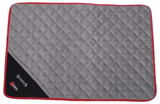 Podložka SCRUFFS Thermal Mat černá 90cm
