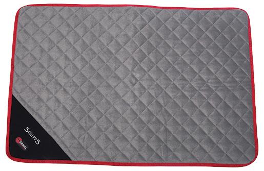 Podložka SCRUFFS Thermal Mat černá 105cm