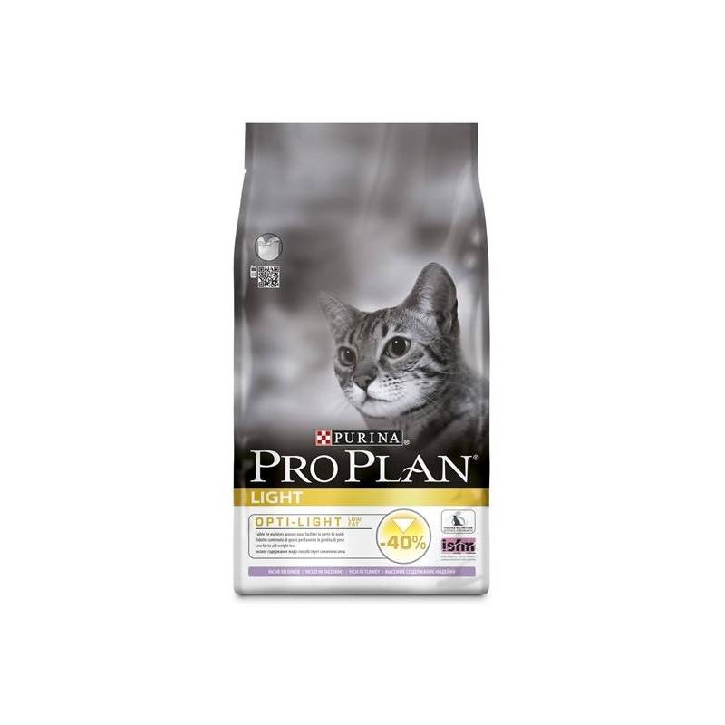 PRO PLAN CAT LIGHT krůta 3kg