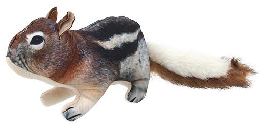 Hračka Dog Fantasy Textile Chipmunk