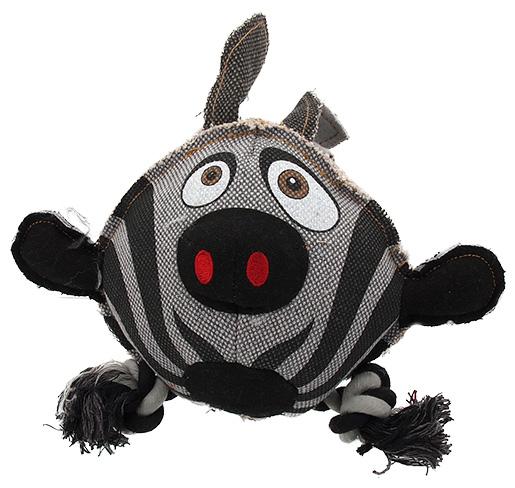 Hračka Dog Fantasy Textile Zebra