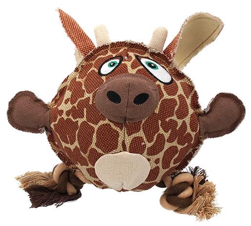Hračka Dog Fantasy Textile Žirafa