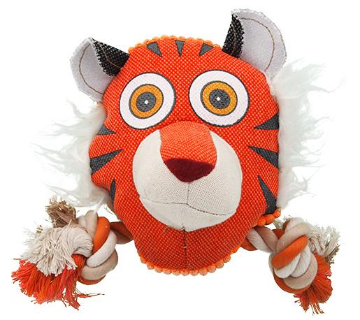 Hračka Dog Fantasy Textile Tygr