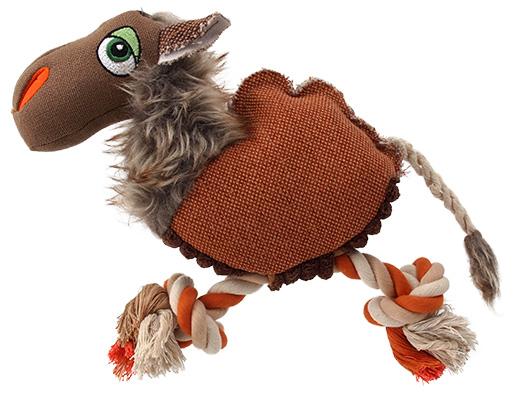 Hračka Dog Fantasy Textile Velbloud