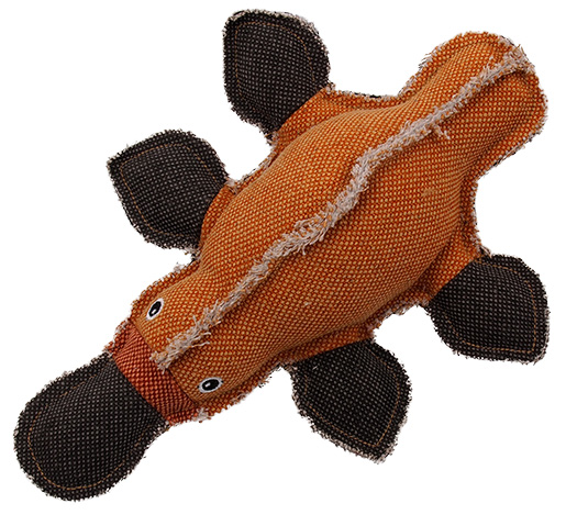 Hračka Dog Fantasy Textile Kachna