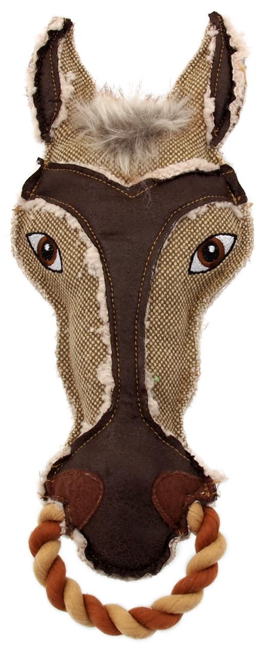 Hračka Dog Fantasy Textile Kůň