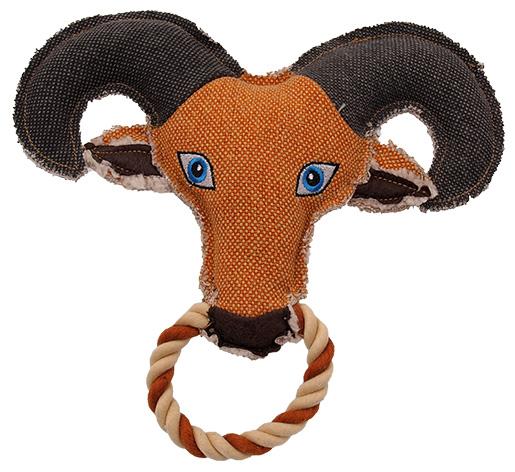 Hračka Dog Fantasy Textile Koza