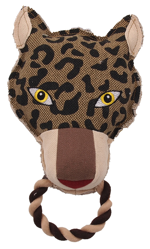 Hračka Dog Fantasy Textile Leopard