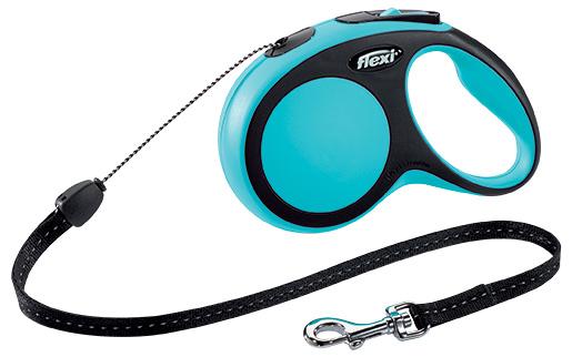 Vodítko Flexi New Comfort lanko S 8m modré