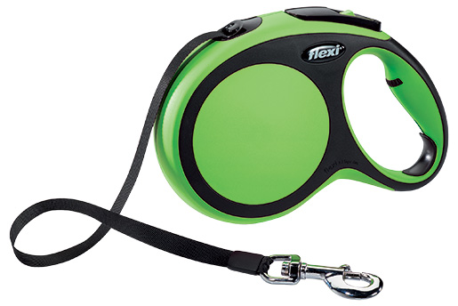Vodítko Flexi New Comfort páska L 8m zelené