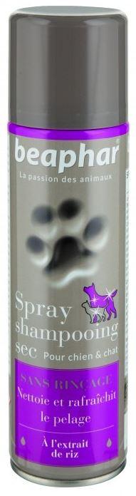 Beaphar Šampon suchý práškový 250ml