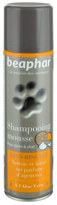 Beaphar Šampon suchý pěnový 250ml
