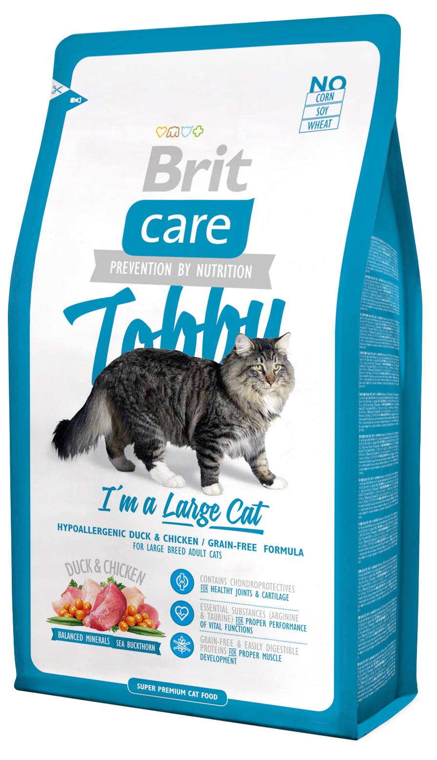Brit Care Cat Tobby 400g