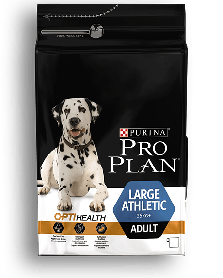 PRO PLAN ADULT LARGE Athletic 3kg