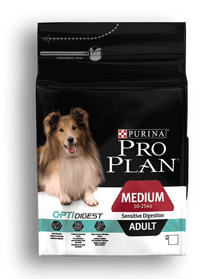 Purina PRO PLAN MEDIUM ADULT Sensitive Digestion 1.5kg