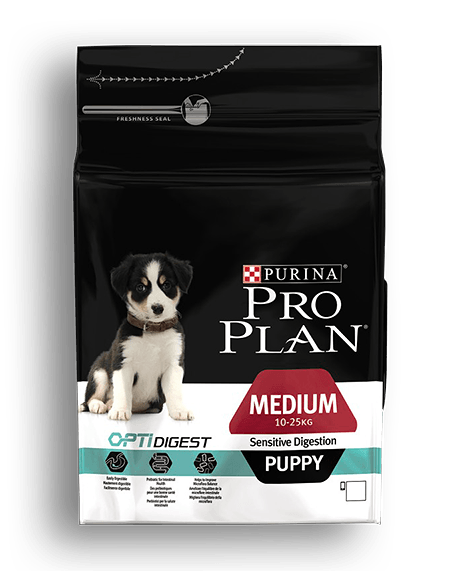 Purina PRO PLAN MEDIUM PUPPY Sensitive Digestion 1.5kg