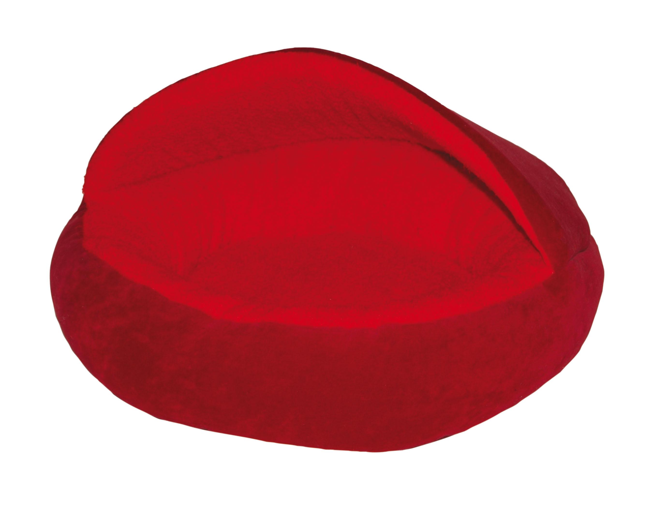 I love pets Pelíšek Afrodithe červený 55cm