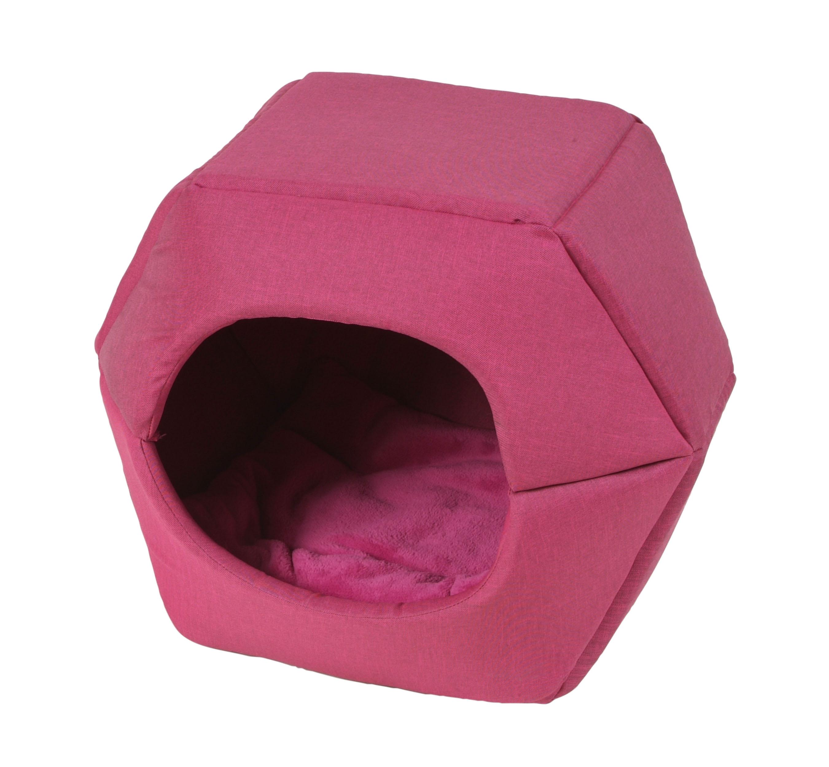 I love pets Kukaň Elegance růžová