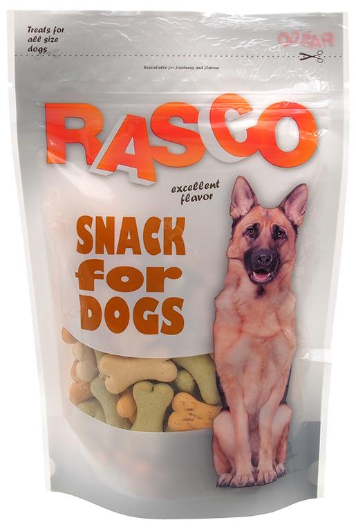 Sušenky RASCO kost mix 3.5cm 150g