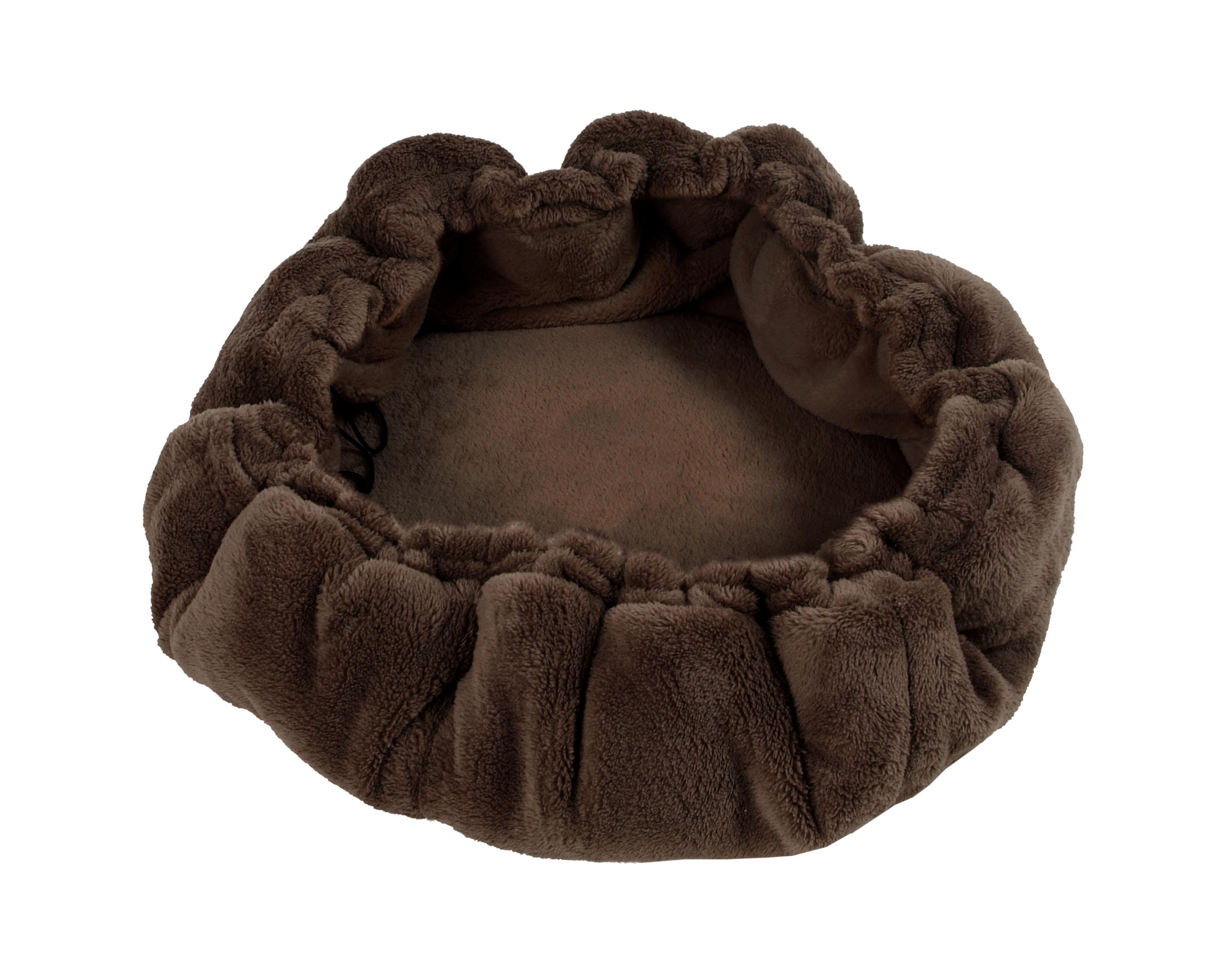 I love pets Pelíšek Orbis hnědý 50cm