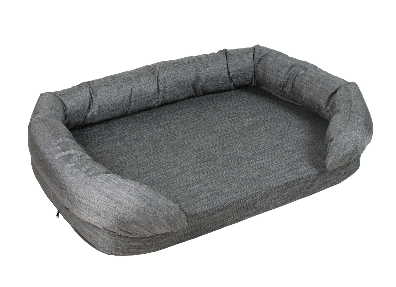 I love pets Sofa Fantastic Elegance šedá 108 x 75 cm