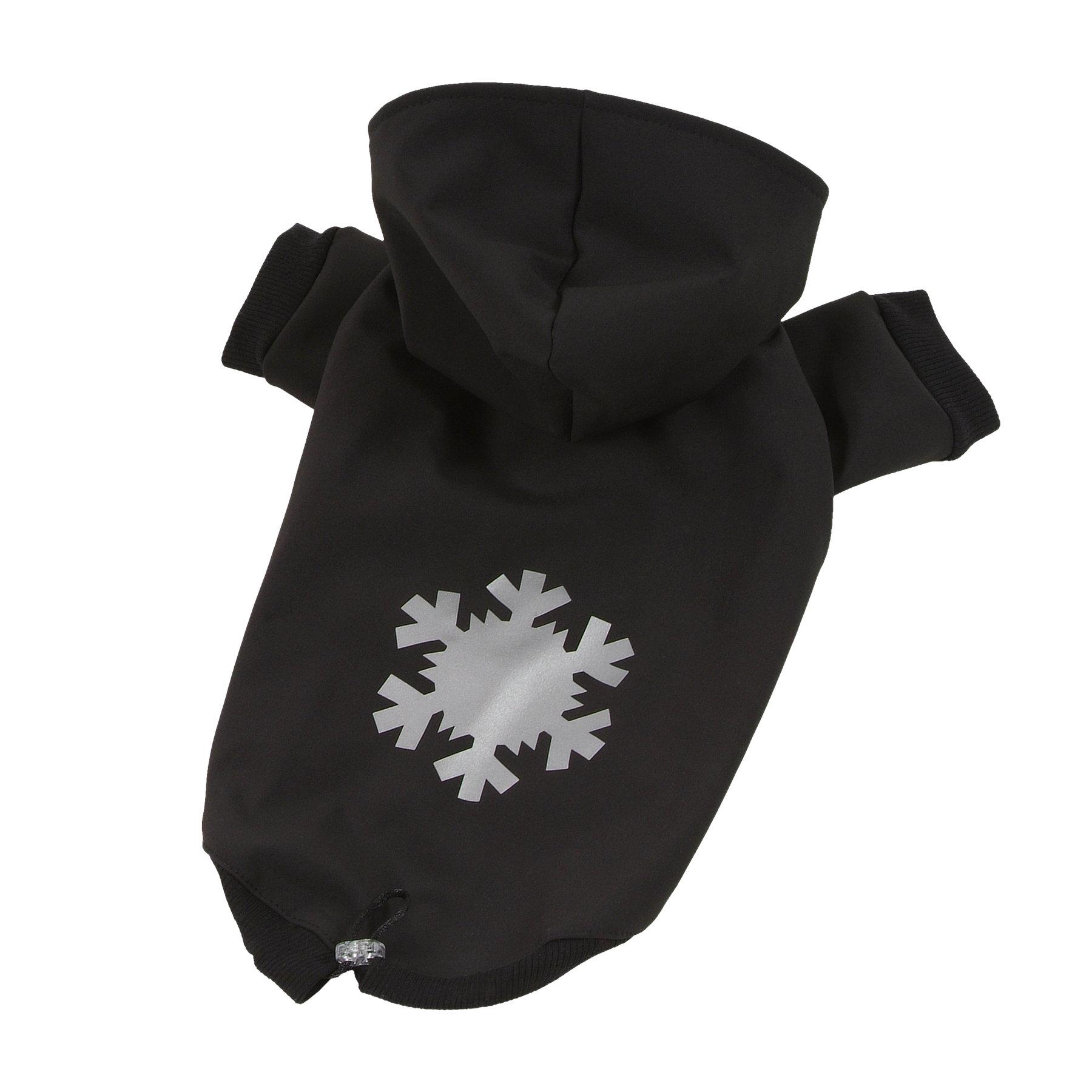 I love pets Bunda Softshell černá XS