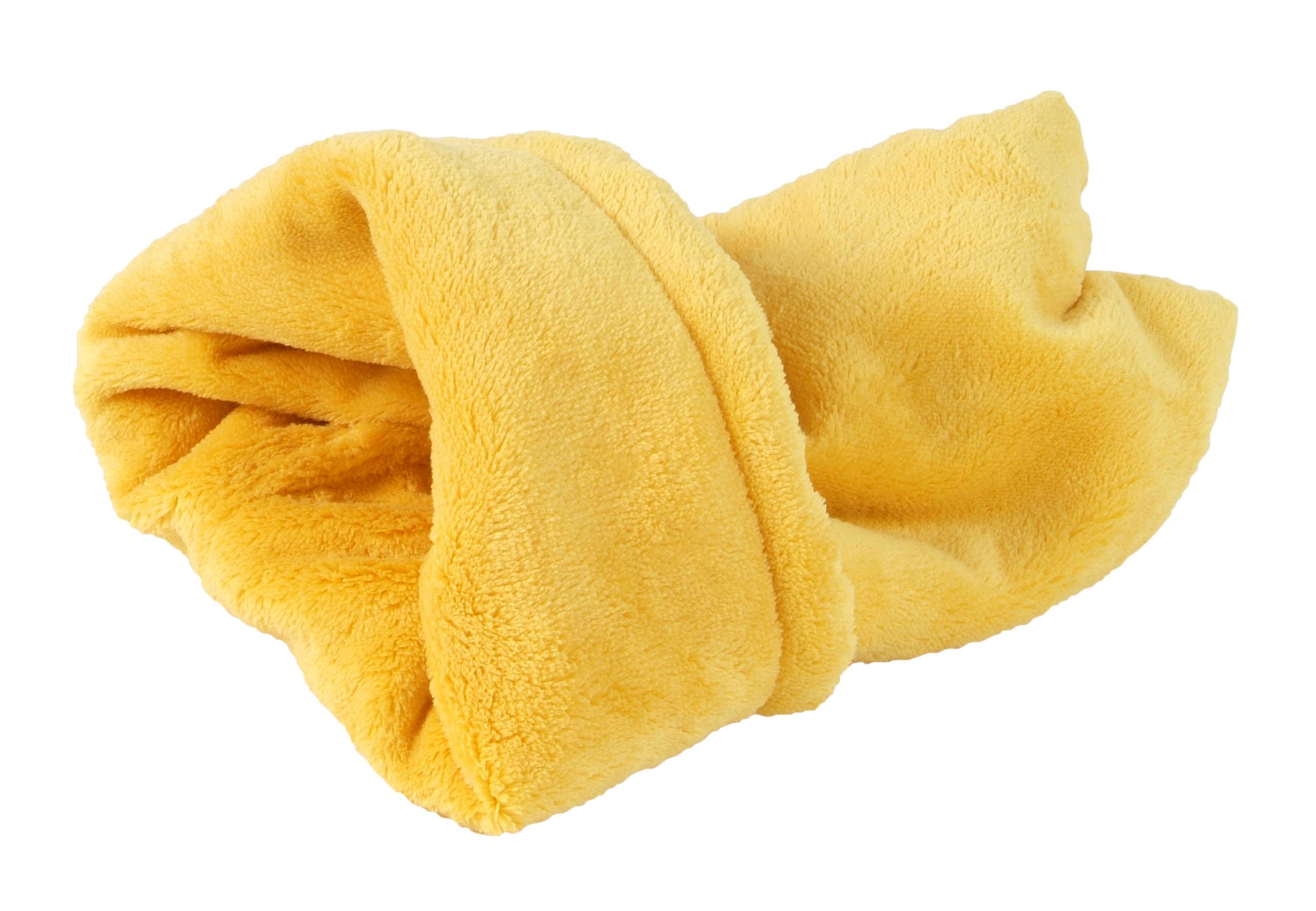 I love pets Pelíšek Tulipytlík žlutý 35x50cm