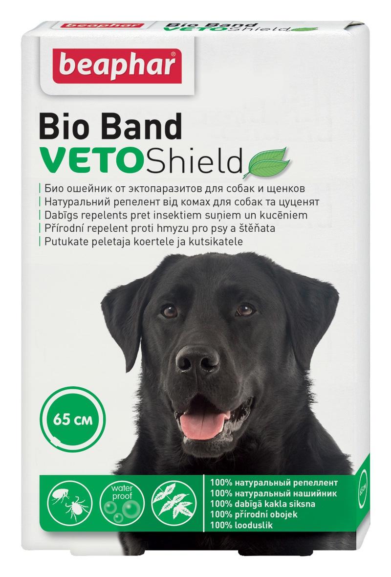 Repelentní obojek pro psy Beaphar Bio Band