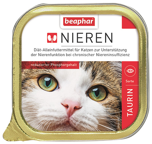 Beaphar Kidney diet Cat taurin 100g