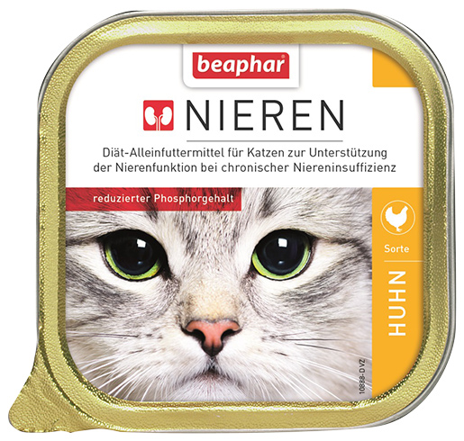Beaphar Kidney diet Cat chicken 100g